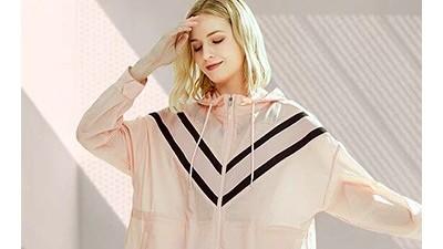 薄薄透透的防晒衣面料真的能起到防晒吗?